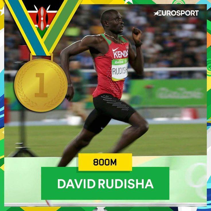 David Rudisha 🇿🇦🏅🇿🇦 #rio2016 #riodejaneiro #rio #de #janeiro #2016 #olympics #olympicgames #olympic #games #sport #sports #athletics #running #davidrudisha #southafrica #south #africa #800 #meter #winner