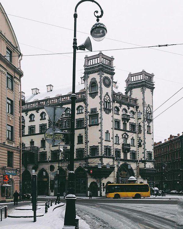 Театр Андрея Миронова. Фотограф Alexstubborn