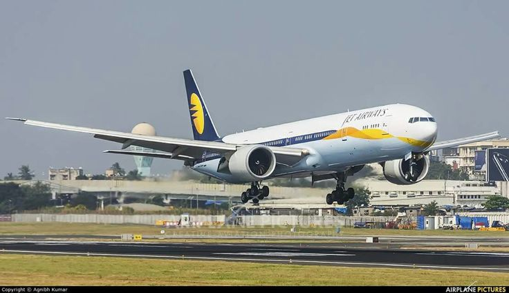 Jet Airways (India) Boeing 777-300/ER