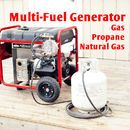 Generators are a wonderful convenience when the power is out - unless you have no gasoline. Then they are a huge paperweight and an annoying reminder you should have had ...