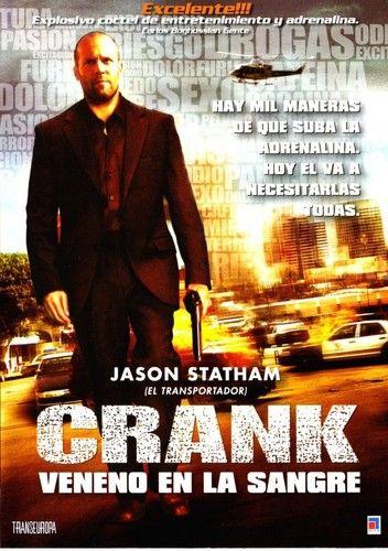 Crank 1 (2006) [DvdRip Latino] [Acción] - CineFire.Tk