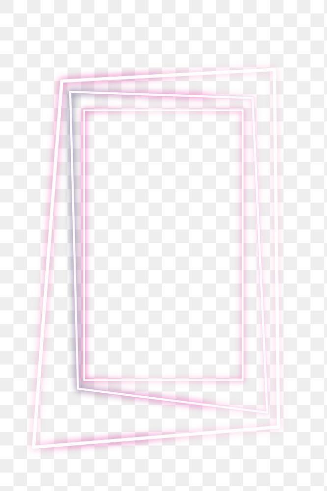 Glowing Pink Neon Frame Design Element Free Image By Rawpixel Com Aum Design Element Frame Design Neon Pink