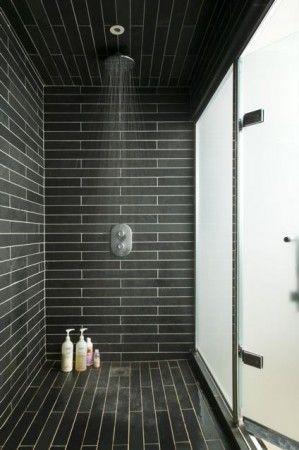 Color Spotlight Not So Basic Black Fireclay Tile Design