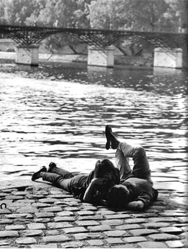 Paris (1972) - par Izis Bidermanas