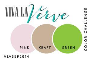 Viva la Verve September Week 1 {sketch + color combo} » deconstructing jen