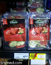 snymed: Valentine's Day Heart-Shaped Ravioli Recipe With Olivieri & CONTEST! (~OVER~)