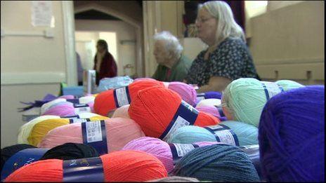 Knitting club gets £250k Lotto fund