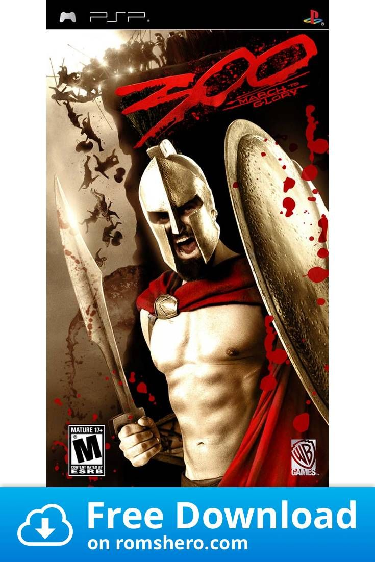 Download 300 March To Glory Playstation Portable Psp Isos