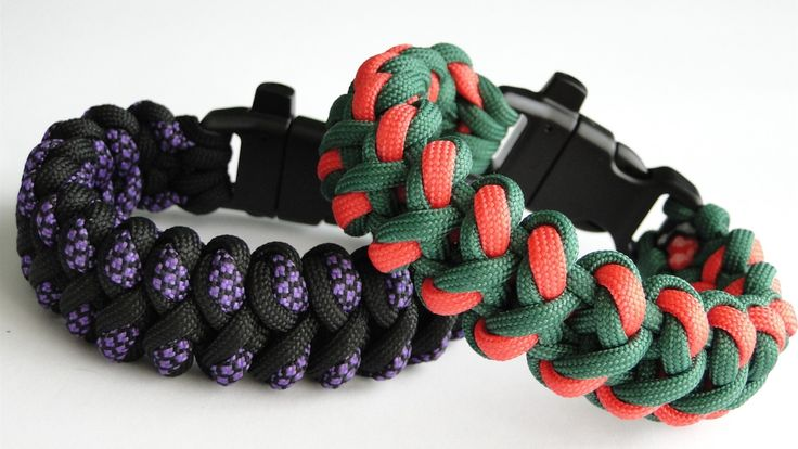 How to Make a Grimlock Paracord Survival Bracelet with Whistle