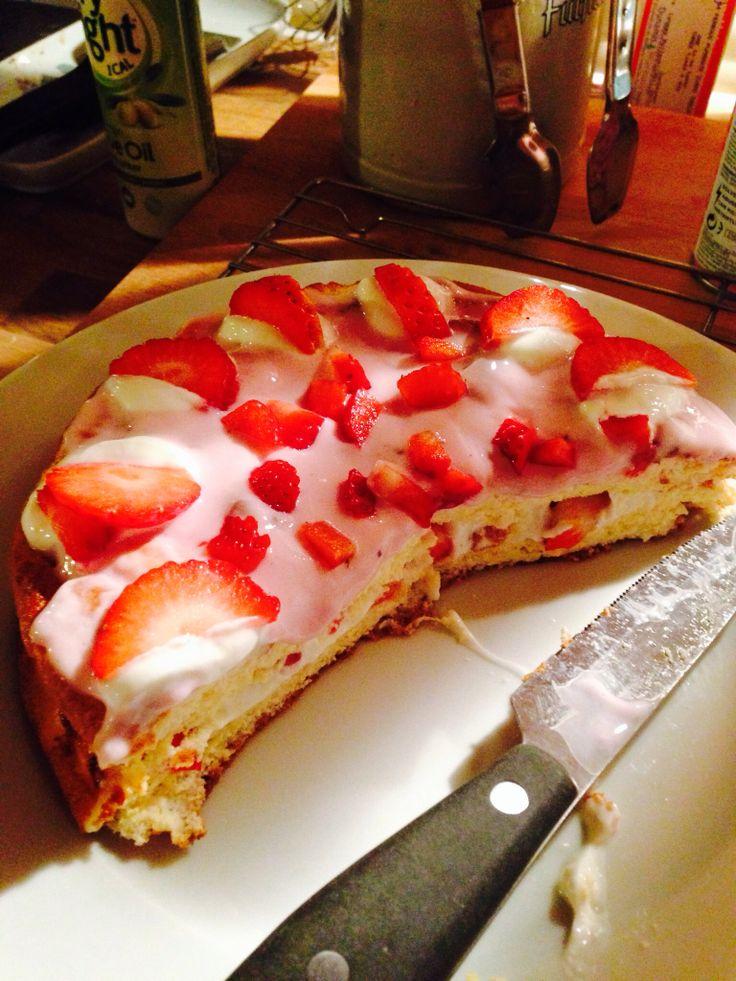 Syn free cake