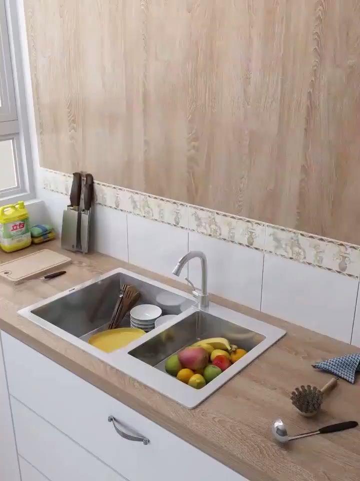 Modern Stainless Steel Paint Kitchen Drain