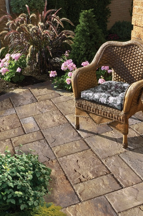 Outdoor Pavers Castle Hill : Best images about paver patios on fire pits