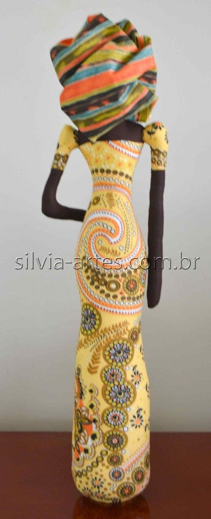 Boneca Africana IV
