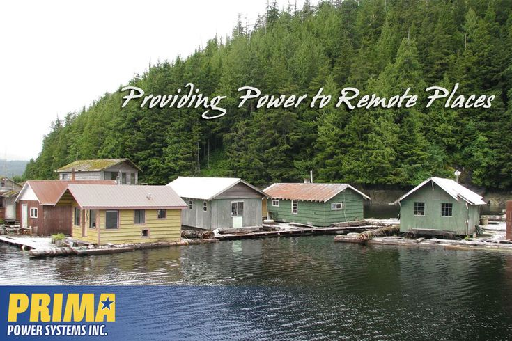PRIMA offers great deals on a variety of Generators for remote applications! Whether it be your vacation home, job site or logging camp - Contact PRIMA for your Free Quote today 1-604-746-0606 #PRIMAPowerSystems #powersource #backuppower #construction #loggingcamps