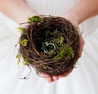 Wedding - theme: birds