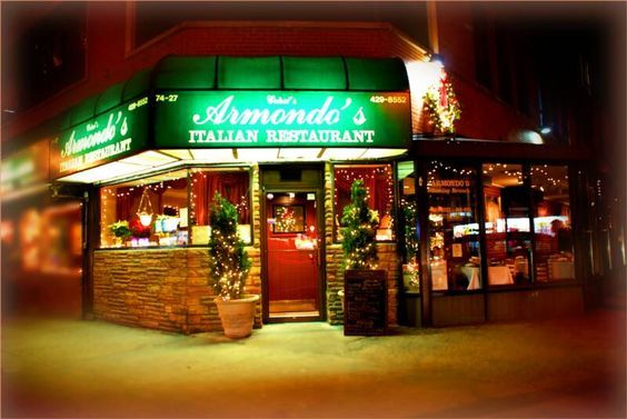 Armando S Italian Restaurant Jackson Heights New York
