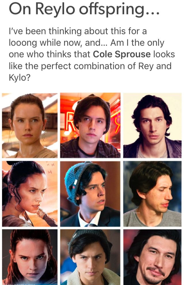 Well if they ever had another series after this one where the two of them had a kid, you'd be set. It's a little weird to think Daisy and Cole are the same age.