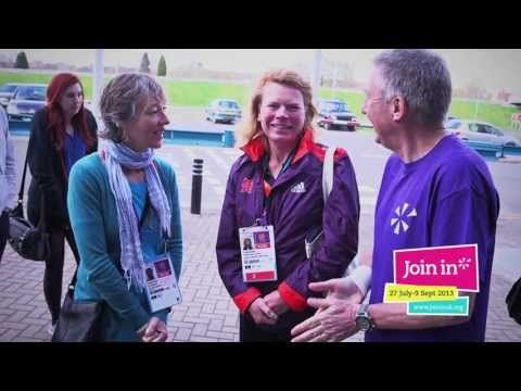▶ Over five thousand people attended the two-day event in Coventry for a chance to get their hands on a slice of history from London 2012 Olympic & Paralympic Games. Merchandise ranged from signed stamps to various props from the opening & closing ceremonies.