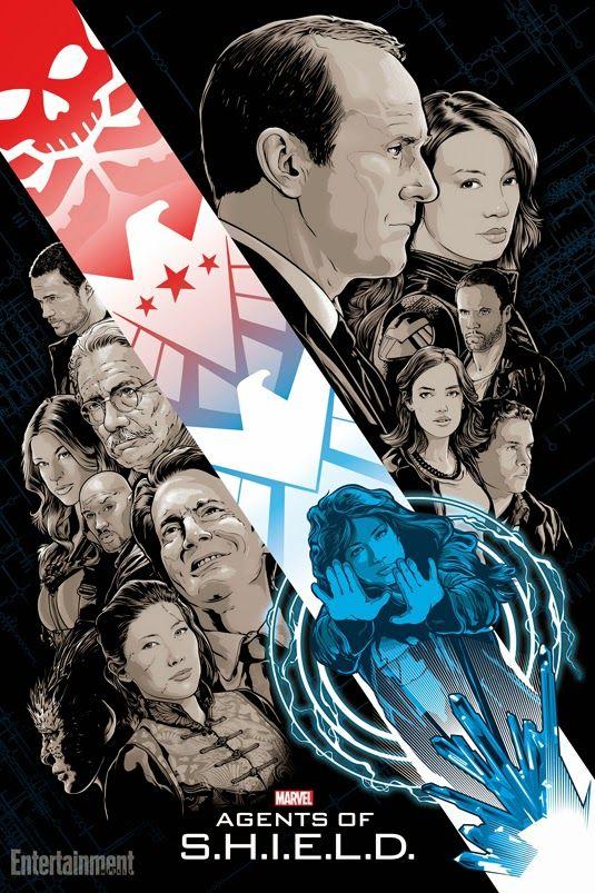 Vídeos e pôsteres do episódio final dos Agentes da S.H.I.E.L.D.