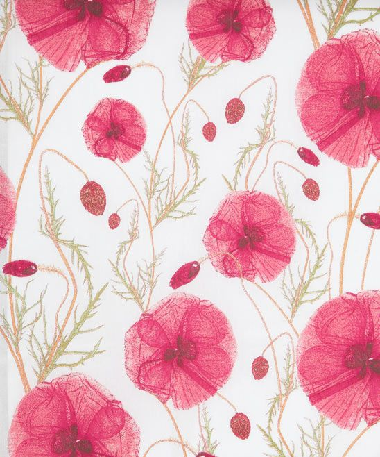 1000 ideas about floral print wallpaper on pinterest - Bat and poppy wallpaper ...