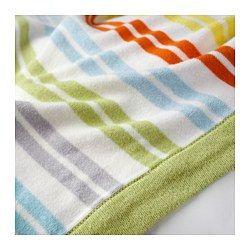 DRÖMLAND Baby blanket, multicolor - multicolor - IKEA