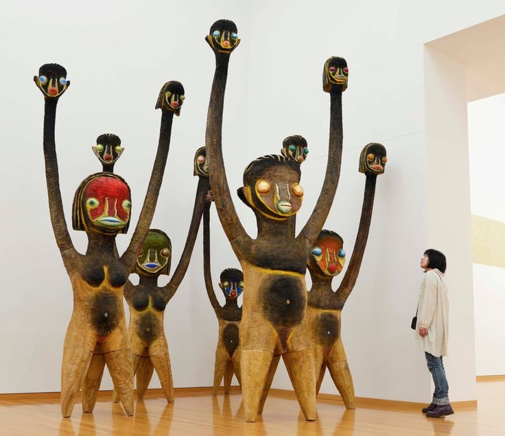 On Exhibit   Izumi Kato New Sculptures At Moca Tokyo
