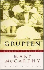 Gruppen af Mary McCarthy