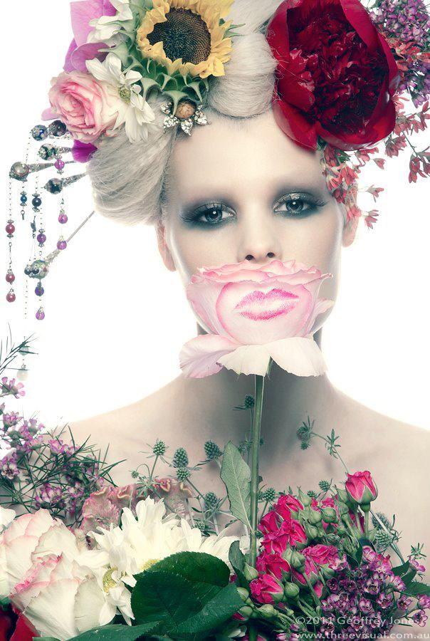 Photographer: Geoff Jones Model: Kastelle Adamson MUA/Hair/Styling ...