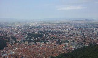 Tractari-Auto-Constanta.ro: Brasov view from the top TAMPA