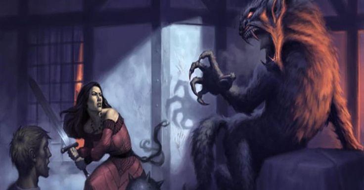 As 10 criaturas mais misteriosas e assustadoras das lendas urbanas