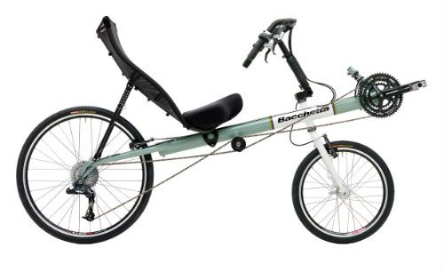 Bicicleta reclinada - Conheça os tipos e modelos de Bicicleta