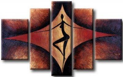 Las 25 mejores ideas sobre proyectos de arte africano en - Ver cuadros modernos ...