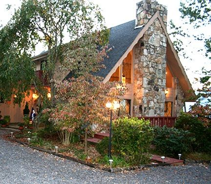 Foxtrot Bed and Breakfast in Gatlinburg, Tennessee