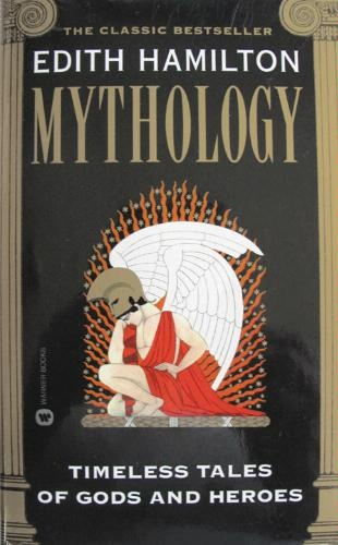 An excellent introduction to Greek, Roman, and Norse mythology. --And a personal favorite.