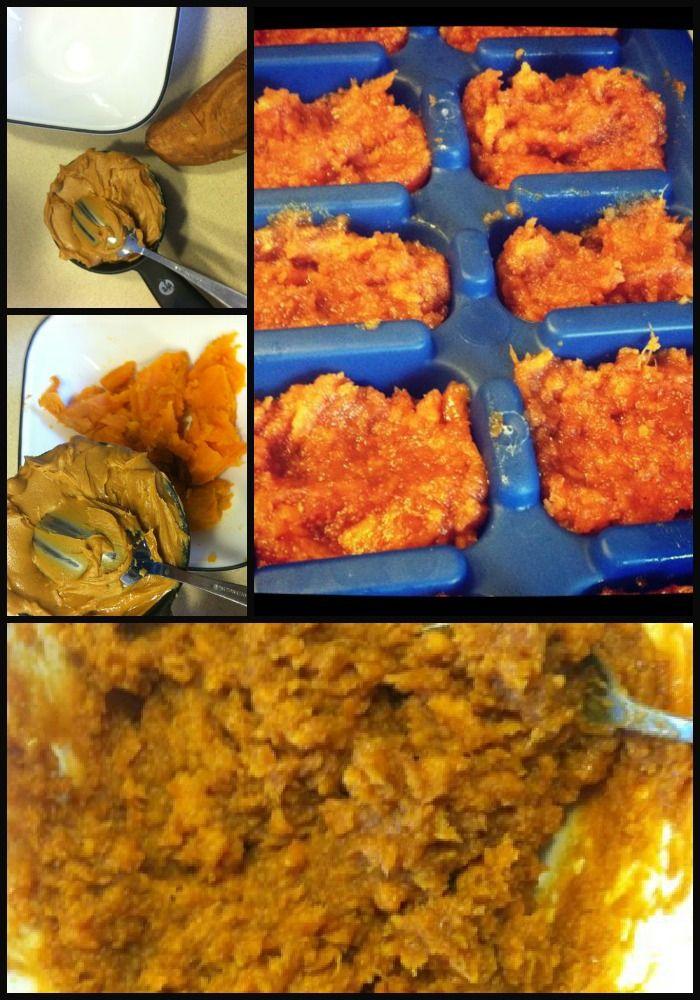 treat1 Peanut Butter Sweet Potato Dog Treats