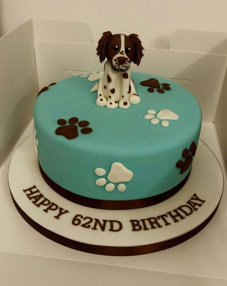 Cake Design With Dog : 1000+ ideas about Fondant Dog on Pinterest Fondant, Dog ...