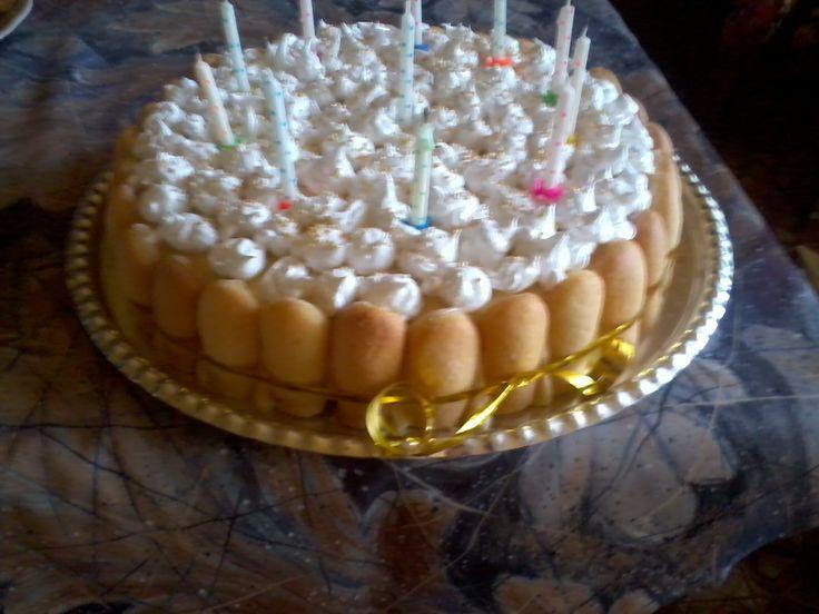 fagyi torta