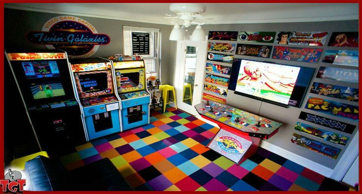 Room designs I like that could work in store –  – #GamerRoom|DIY