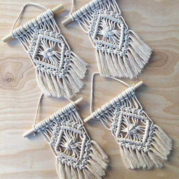 1610 mejores im genes de marcos y dise o en pinterest nudos de macram tejer y actividades. Black Bedroom Furniture Sets. Home Design Ideas