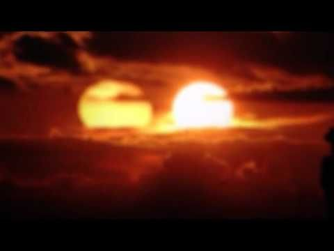 """""""Two Suns Over Indonesia"""" Planet X Or Nibiru?"""