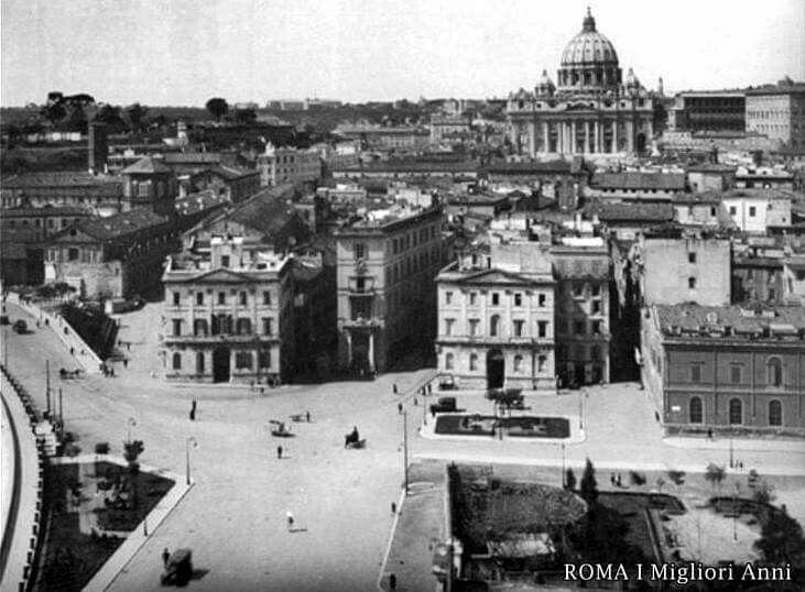 Spina di Borgo - Roma