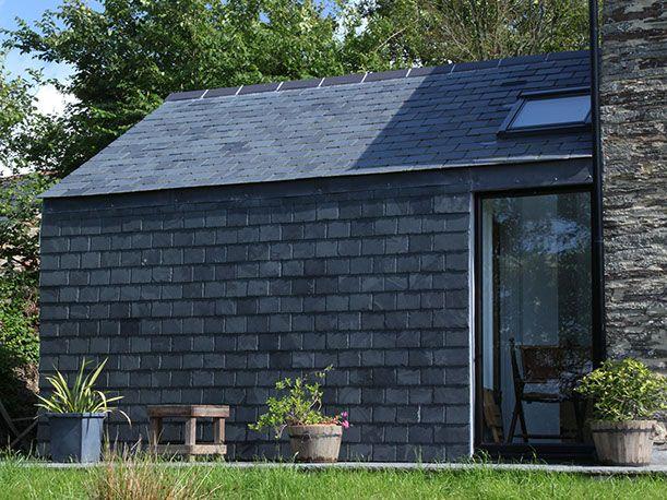 Skyber Barn, Cornwall, Exterior