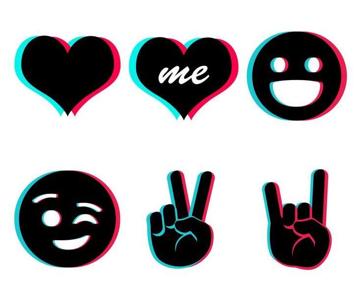 #emoji #background #tiktok #freetoedit - Tik Tok Zoe And ...  |Tiktok Emoji Iphone
