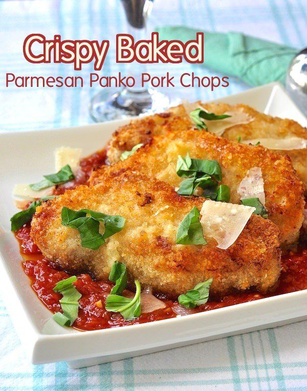 ... about Pork on Pinterest | Parmesan pork chops, Glazed pork and Animals