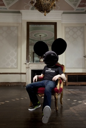 dead mice are gross, but this deadmau5 is a-okay