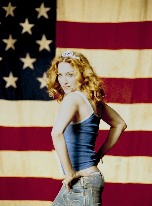 an analysis of madonnas song miss america pie Bye-bye, miss american pie drove my chevy to the levee, but the levee was dry and them good old boys were drinkin' whiskey and rye singin', this'll be the day that i die this'll be the day that i die they were singing.