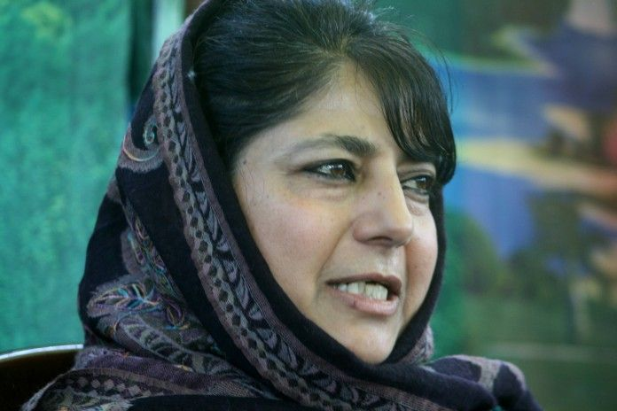 POLL OF THE DAY After the death of Jammu & Kashmir Chief Minister Mufti Mohammad Sayeed, will his daughter Mehbooba Mufti take his place? Vote your outlook. http://www.newsgram.com/will-she-become-the-new-chief-minister/