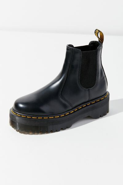 8cf12b3140f2 Check out Dr. Martens 2976 Quad Chelsea Boot from Urban Outfitters