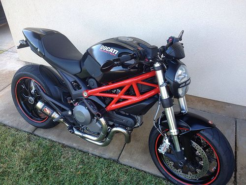 Ducati Monster Forums: Ducati Monster Motorcycle Forum