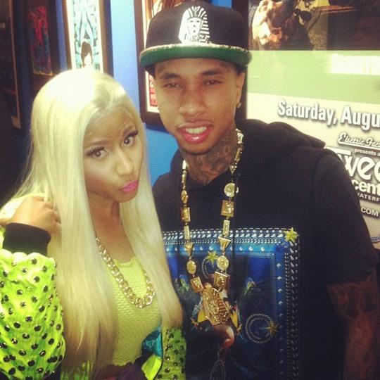 Nicki Minaj & Tyga